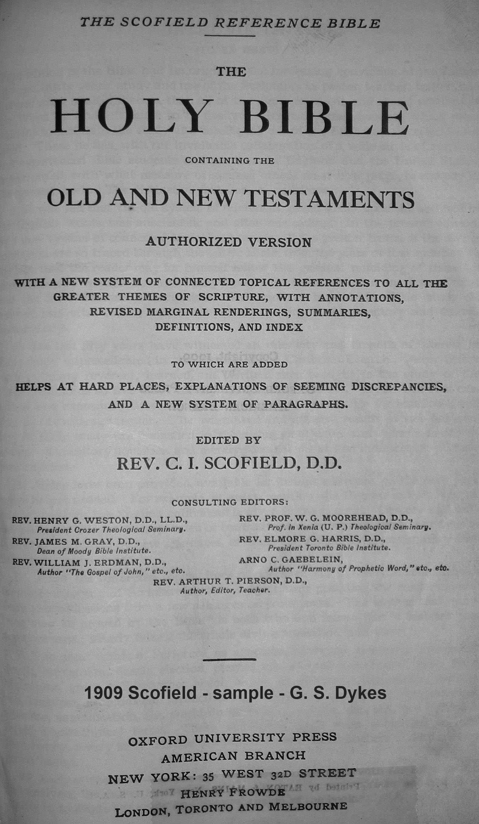 an annotated bibliography on old testament theology An annotated bibliography on hell  his the last things is the final installment  to a series of brief theological treatises, all published by banner of truth,  the  book is divided into three sections—the old testament, the.