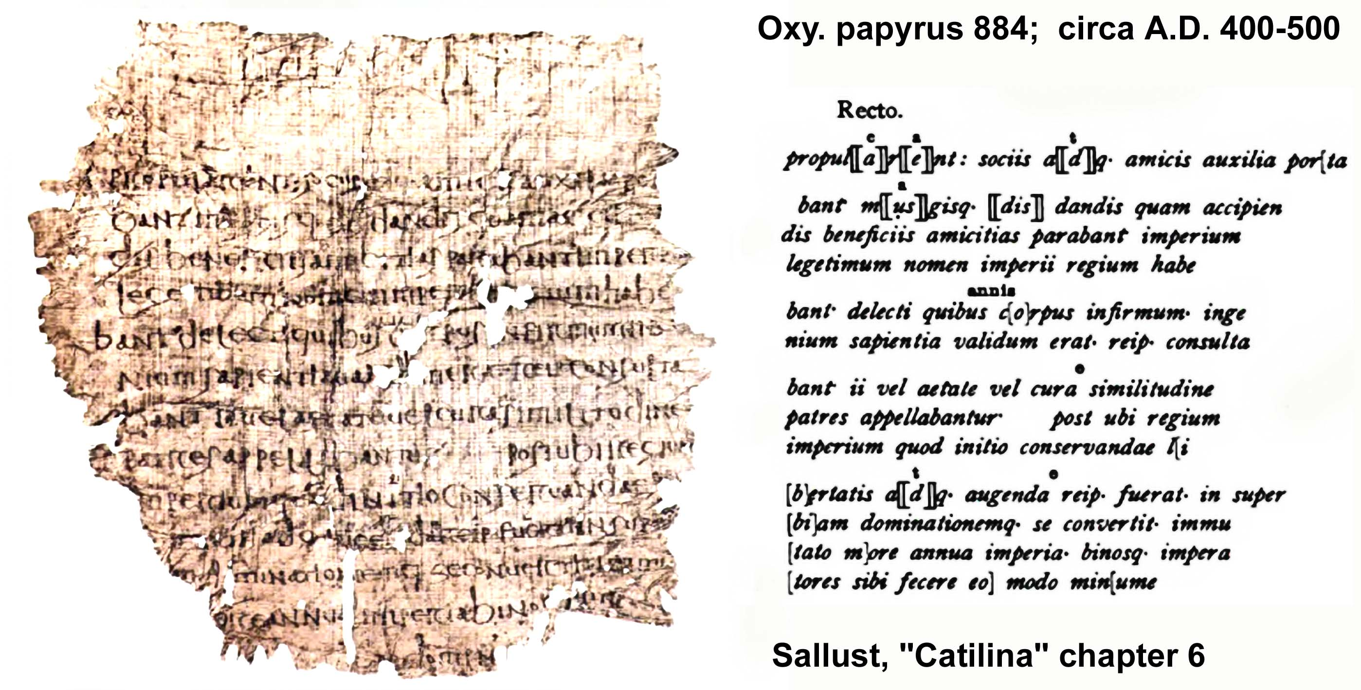 ... Matthew and Luke. Credit on image. Matthew is of the Old Latin text